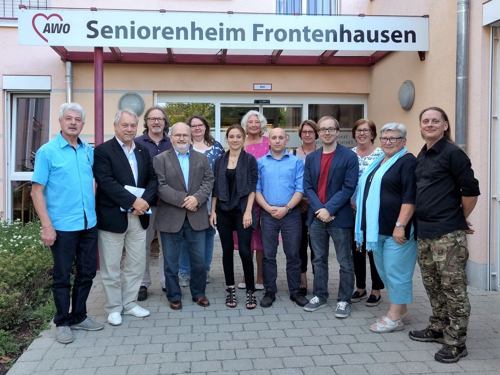 AWO Seniorenheim, SPD Frontenhausen